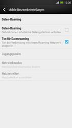 HTC One Max - Ausland - Im Ausland surfen – Datenroaming - 0 / 0