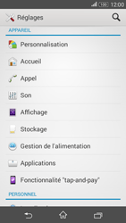 Sony Xperia E4g - Applications - Supprimer une application - Étape 4