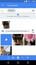 Wiko WIM Lite - Contact, Appels, SMS/MMS - Envoyer un MMS - Étape 18