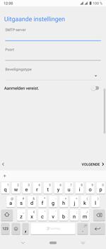 Sony xperia-10-plus-I4123 - E-mail - Account instellen (IMAP zonder SMTP-verificatie) - Stap 18