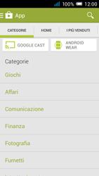 Alcatel Pop C7 - Applicazioni - Installazione delle applicazioni - Fase 6