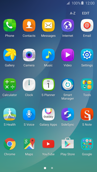 Samsung N920 Galaxy Note 5 - Applications - Download apps - Step 5