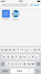 Apple iPhone 5 iOS 7 - Internet - internetten - Stap 16