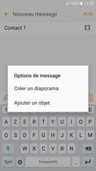 Samsung Samsung G920 Galaxy S6 (Android M) - MMS - Envoi d