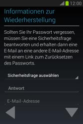 Samsung Galaxy Fame Lite - Apps - Einrichten des App Stores - Schritt 15
