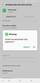 Samsung Galaxy A7 2018 - Applications - Supprimer une application - Étape 7