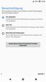 Sony Xperia XZ2 Premium - E-Mail - Konto einrichten (outlook) - Schritt 15