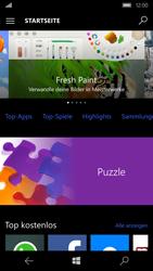 Microsoft Lumia 650 - Apps - Konto anlegen und einrichten - 4 / 20