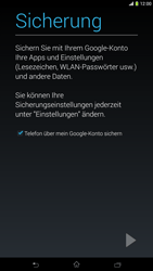 Sony Xperia Z Ultra LTE - Apps - Konto anlegen und einrichten - Schritt 22