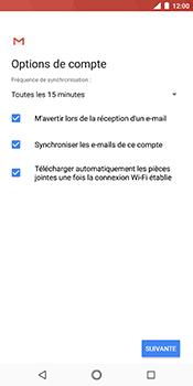 Nokia 7 Plus - E-mail - Configuration manuelle - Étape 19