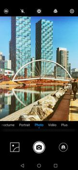 Huawei P Smart (2019) - Photos, vidéos, musique - Prendre une photo - Étape 9