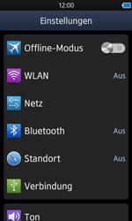 Samsung S8600 Wave 3 - WLAN - Manuelle Konfiguration - Schritt 4