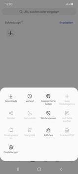 Samsung Galaxy Note 20 5G - Internet und Datenroaming - Manuelle Konfiguration - Schritt 27