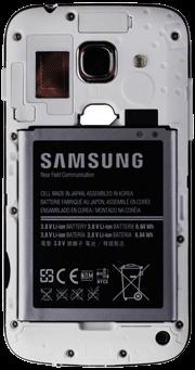 Samsung S7275 Galaxy Ace 3 - SIM-Karte - Einlegen - Schritt 9