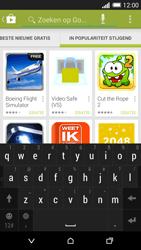 HTC One M8 - apps - app store gebruiken - stap 14