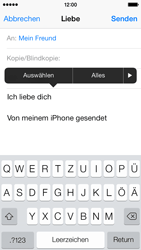 Apple iPhone 5c - E-Mail - E-Mail versenden - 2 / 2