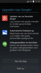 Samsung G850F Galaxy Alpha - Applicaties - Account instellen - Stap 19