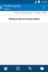 Samsung G130HN Galaxy Young 2 - E-Mail - Konto einrichten - Schritt 4