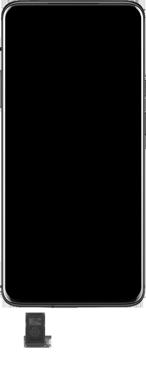 OnePlus 7 Pro - Premiers pas - Insérer la carte SIM - Étape 3