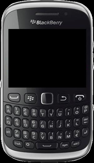BlackBerry 9320 - Premiers pas - Découvrir les touches principales - Étape 5