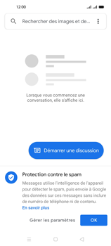 Oppo A53s - Contact, Appels, SMS/MMS - Envoyer un SMS - Étape 4