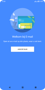 Sony xperia-xz3-dual-sim-model-h9436 - E-mail - Account instellen (POP3 zonder SMTP-verificatie) - Stap 4