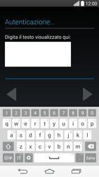LG G3 - Applicazioni - Configurazione del negozio applicazioni - Fase 17