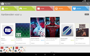 Sony Xperia Tablet Z2 4G (SGP521) - Applicaties - Downloaden - Stap 4