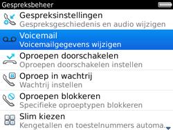 BlackBerry 9780 Bold - Voicemail - Handmatig instellen - Stap 5