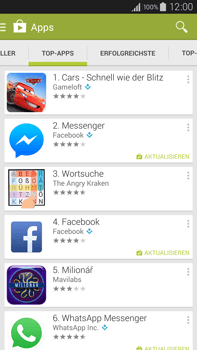 Samsung Galaxy Note 4 - Apps - Herunterladen - 1 / 1