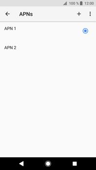 Sony Xperia XA2 Ultra - MMS - Manuelle Konfiguration - Schritt 17