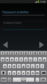 Samsung Galaxy Note III LTE - Apps - Einrichten des App Stores - Schritt 11