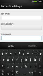HTC One - e-mail - handmatig instellen - stap 11
