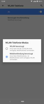 Sony Xperia 5 - WiFi - WiFi Calling aktivieren - Schritt 13