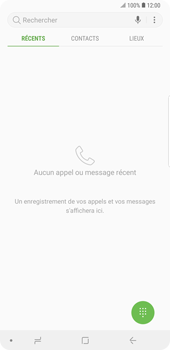 Samsung Galaxy Note9 - Messagerie vocale - Configuration manuelle - Étape 5