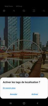 Samsung Galaxy A80 - Photos, vidéos, musique - Prendre une photo - Étape 4