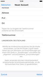 Apple iPhone 6s - Apps - Einrichten des App Stores - Schritt 22