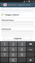 Samsung Galaxy S III Neo (GT-i9301i) - E-mail - Handmatig instellen - Stap 14
