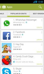 Huawei Ascend Y300 - apps - app store gebruiken - stap 8
