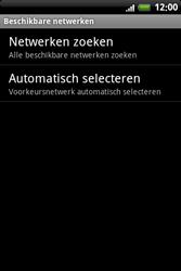 HTC A6363 Legend - netwerk en bereik - gebruik in binnen- en buitenland - stap 7