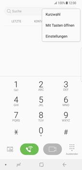 Samsung Galaxy S9 - Anrufe - Rufumleitungen setzen und löschen - Schritt 6