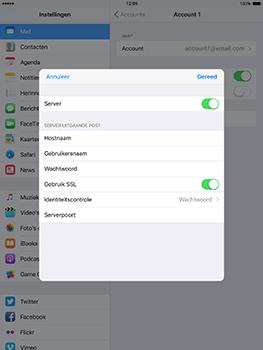 Apple ipad-4-met-ios-10-model-a1460 - E-mail - Instellingen KPNMail controleren - Stap 19