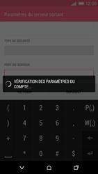 HTC Desire EYE - E-mail - Configuration manuelle - Étape 16