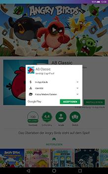 Huawei MediaPad T1 (10.0) LTE - Apps - Herunterladen - 15 / 17