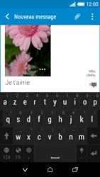 HTC Desire 510 - Contact, Appels, SMS/MMS - Envoyer un MMS - Étape 18