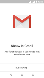 Nokia 1 - E-mail - handmatig instellen (outlook) - Stap 4