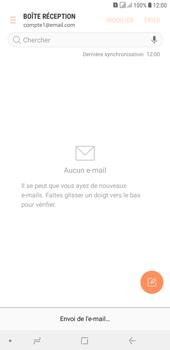 Samsung Galaxy J4+ - E-mails - Envoyer un e-mail - Étape 19