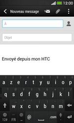 HTC Desire 500 - E-mail - envoyer un e-mail - Étape 4