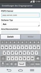LG D620 G2 mini - E-Mail - Konto einrichten - Schritt 10