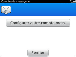 BlackBerry 9320 Curve - E-mail - Configuration manuelle - Étape 12